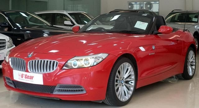 BMW Z4 Roadster sDrive35i 2010