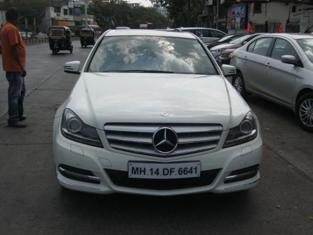 Mercedes Benz C Class C 200 BlueEFFICIENCY 2012