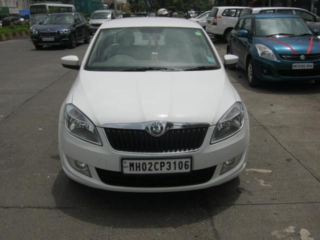 Skoda Rapid AMBITION 1.6 MPI MT PLUS 2012