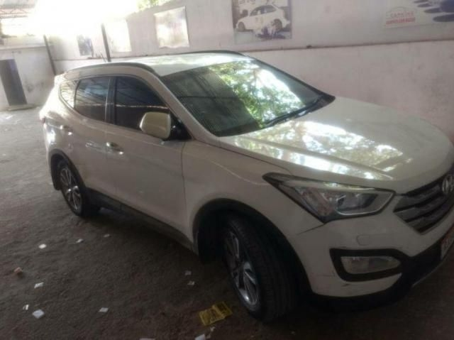 Hyundai Santa FE 4WD AT 2015