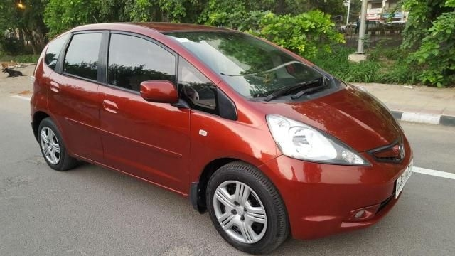Honda Jazz S MT 2009