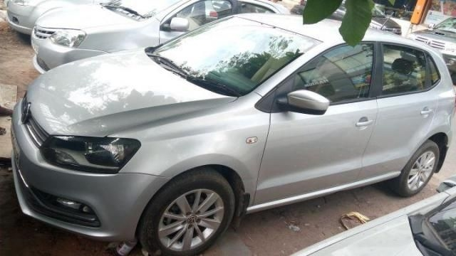 Volkswagen Polo 1.2 MPI Highline 2015