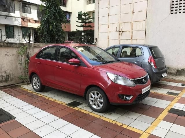 Tata Zest XT QUADRAJET 90PS 2014