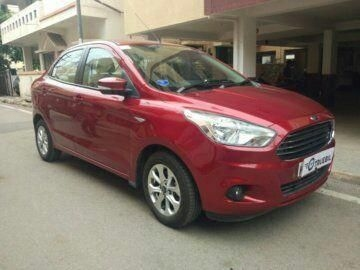 Ford Aspire Titanium Plus 1.5 TDCi 2016