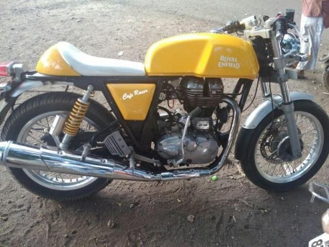 Royal Enfield Continental GT 535cc 2015