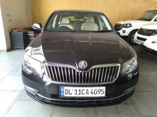 Skoda Superb ELEGANCE 1.8 TSI MT 2014