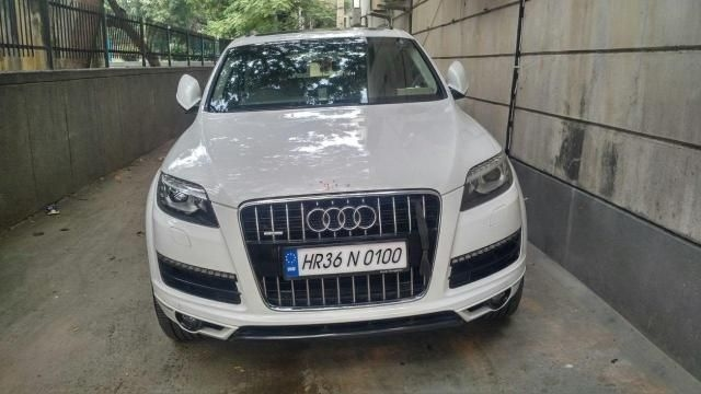 Audi Q7 4.2 TDI TECHNOLOGY 2010