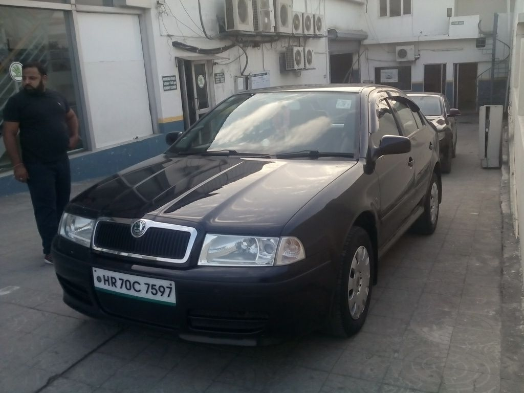 Skoda Octavia 2.0 TDI CR Ambition AT 2009
