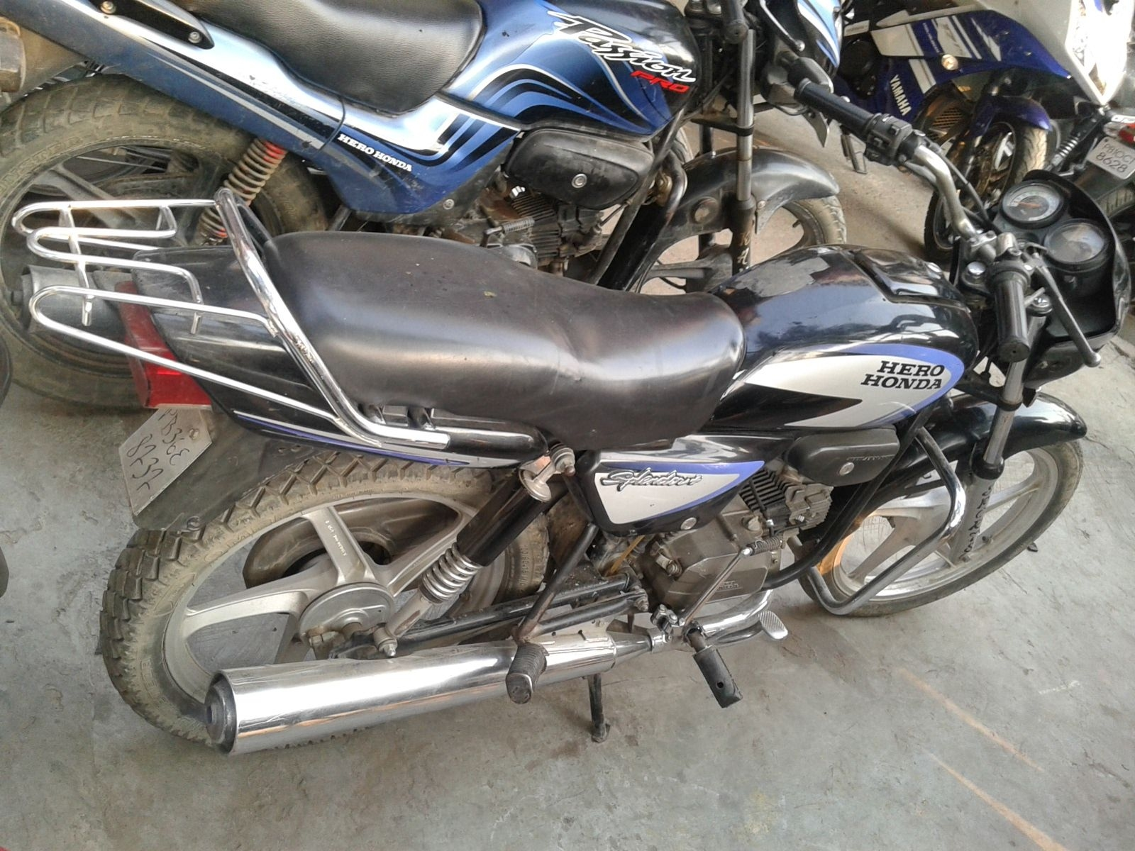 Hero Splendor Plus 100 2009