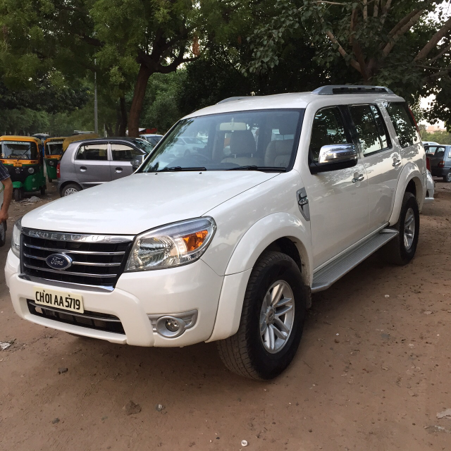 Ford Endeavour 4X4 AT 2009