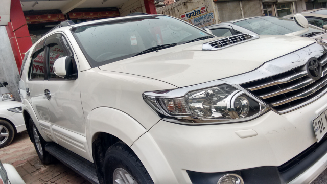 Toyota Fortuner 3.0 Limited Edition 2013