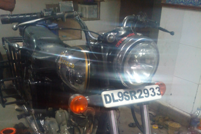 Royal Enfield Machismo 350cc 2007