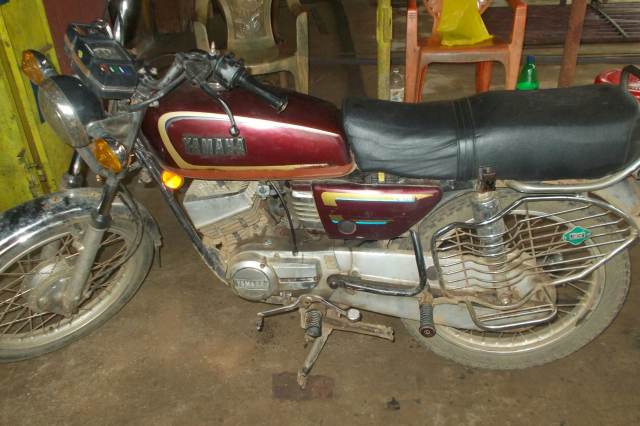 Yamaha Rx 100 Bike for Sale in Cuttack- (Id: 1415217915) - Droom