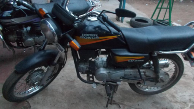 Hero HF Dawn 100cc 2008