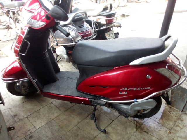 11 Used Honda Activa in Lucknow, Second Hand Activa Scooters