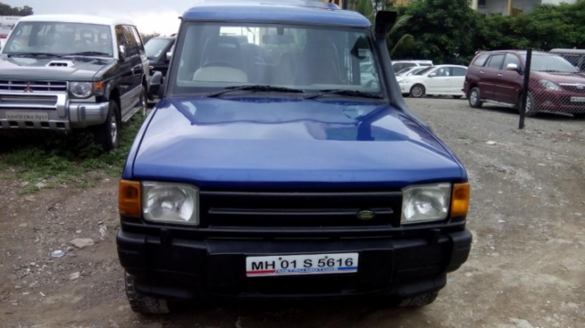 Land Rover Discovery HSE 1996