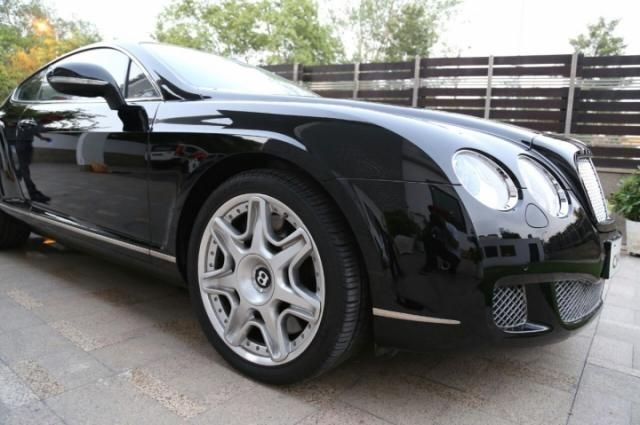 Bentley Continental GT Speed 2011