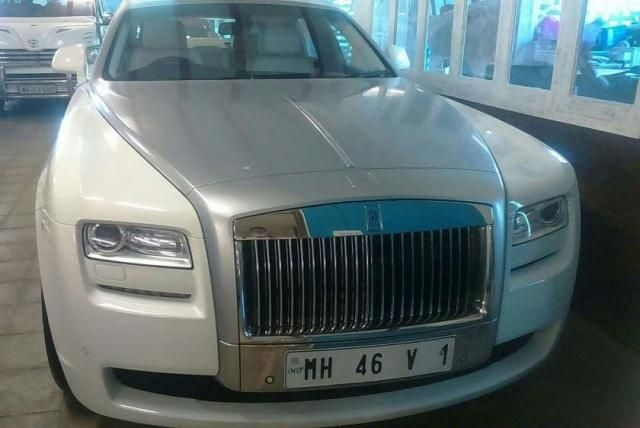 Rolls Royce Ghost EXTENDED WHEEL BASE AT 2013