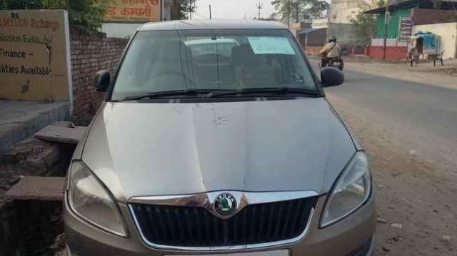 Skoda Fabia ACTIVE PLUS 1.2 TDI 2011