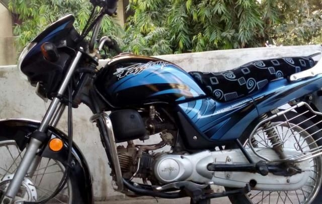 Hero Passion 100cc  2005