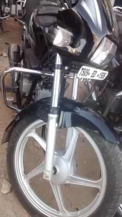 Hero Splendor Plus 100 2012