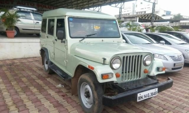 Used 1997 Mahindra Marshal Car For Sale In Pune Id