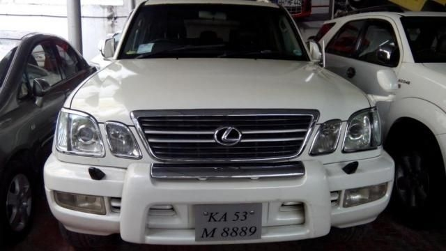 Toyota Land Cruiser LC200 VX 2000