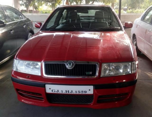 Skoda Octavia RS 1.8 Turbo 2003