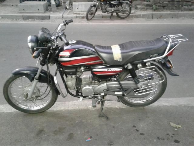 Hero HF Dawn 100cc 2010