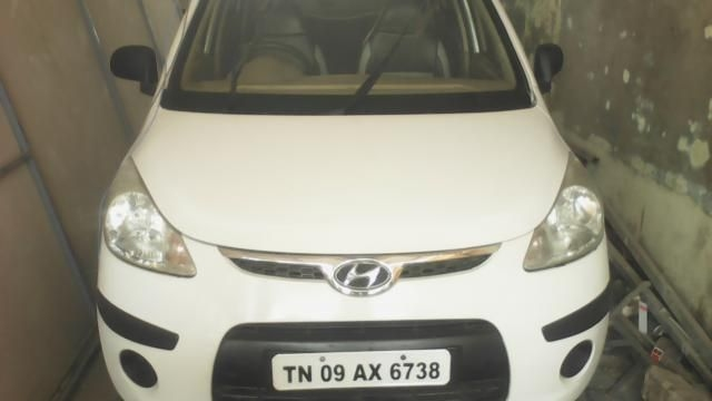 Hyundai i10 Sportz 1.2 AT 2008