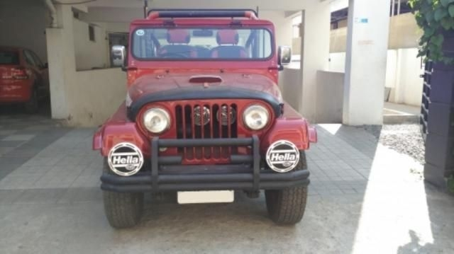 Mahindra Jeep MM 540 DP 1990