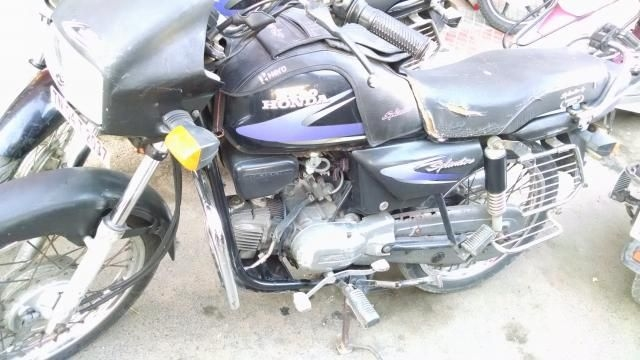 Hero Splendor 100cc 1995