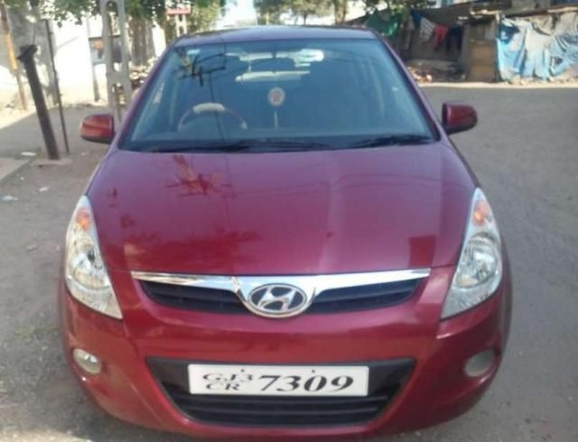 Hyundai i20 Asta 1.4 (O) With Sunroof 2010