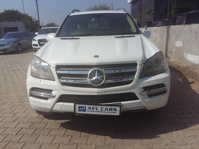 Mercedes-Benz GL 350 CDI BLUE EFFICIENCY 2012
