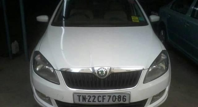 Skoda Rapid ACTIVE 1.6 TDI CR MT 2012