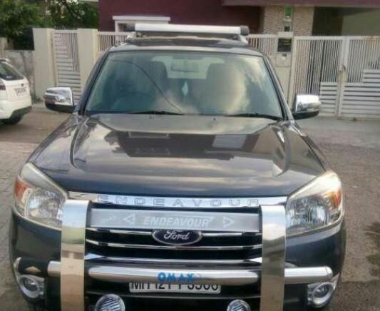 Ford Endeavour 4x4 AT 2014