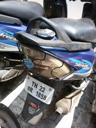TVS ScootyStreak 100 cc 2010