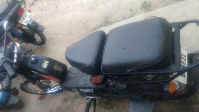 TVS Heavy Duty Super XL 70cc 2010