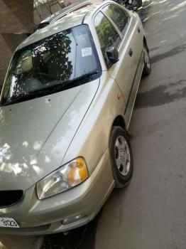 Hyundai Accent CNG 1999