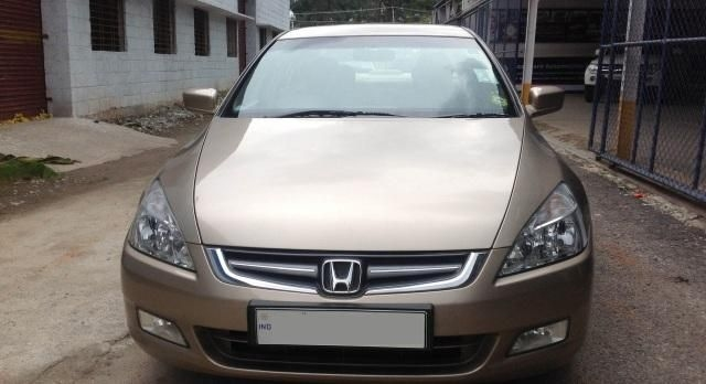 Honda Accord 2.4 VTI L AT 2005