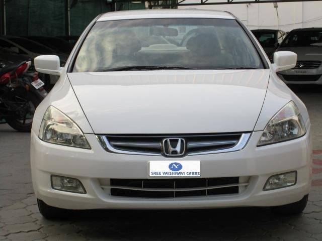 Honda Accord 2.4 VTI L MT 2006
