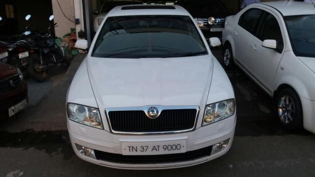 Skoda Laura L&K 2.0 TDI AT 2007