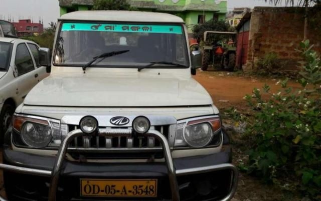 Mahindra Bolero 2 WD AT 2013
