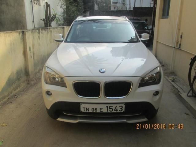 BMW X1 Highline 2011