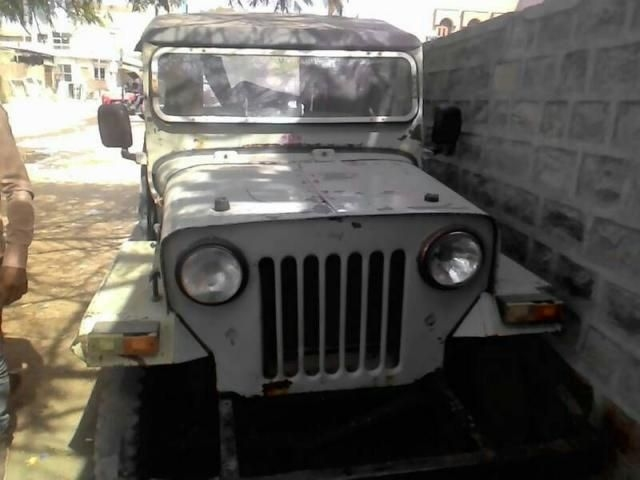 Mahindra Jeep CJ 500 DI 1995