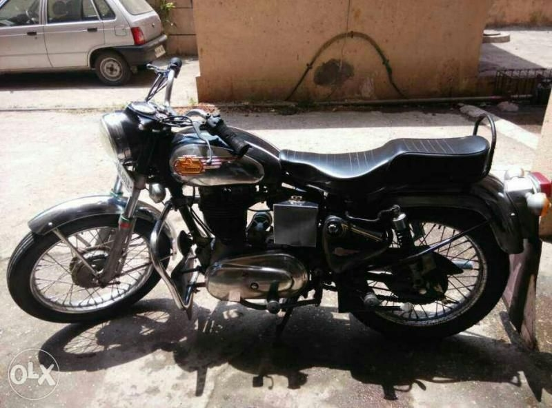 Royal Enfield Bullet Vintage Bike for Sale in Delhi- (Id: 1415323423) -  Droom