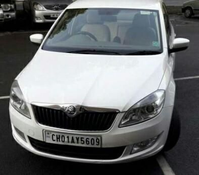 Skoda Rapid 1.6 MPI AT ELEGANCE 2014