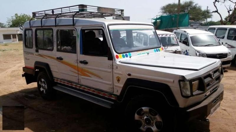 Force Motors Force One LX 4X4 7 SEATER 2012