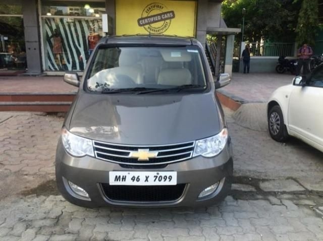 Chevrolet Enjoy 1.4 LTZ 7 STR 2013
