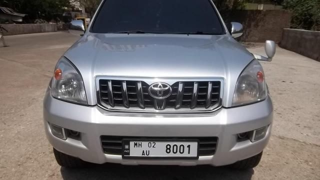 Toyota Land Cruiser LC200 VX 2005
